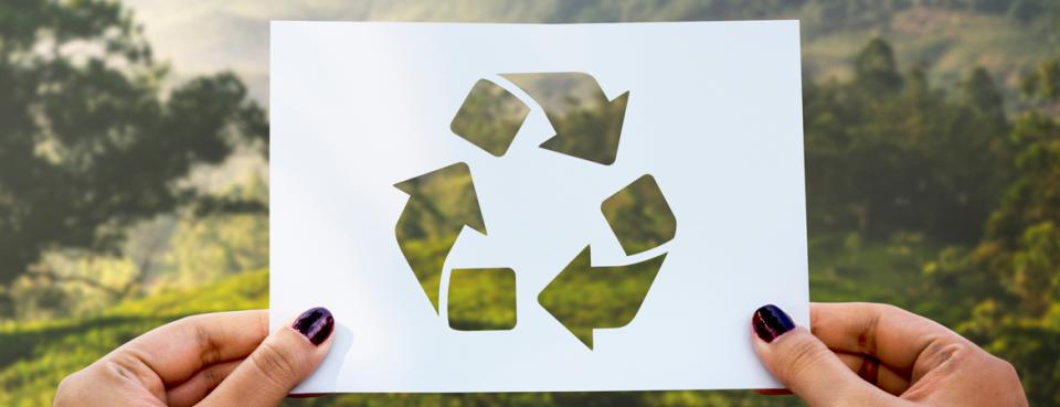 Recyclage de papier | Dataforms